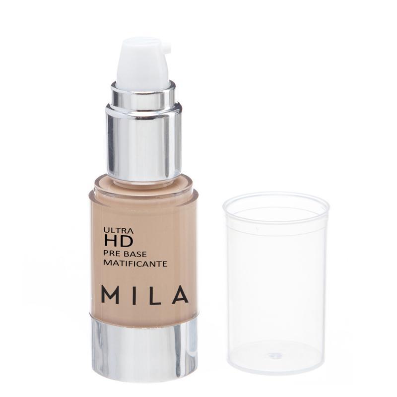 MILA BB Glow - Base Nude Natural - Todo en Maquillaje